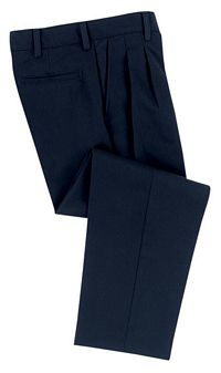 Men's Pleated Work Pants (2431)
