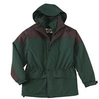 Men's 3-in-1 Two-Tone Parka (88006)