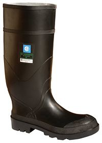 "Express 15"" Steel Toe Rubber Boot"