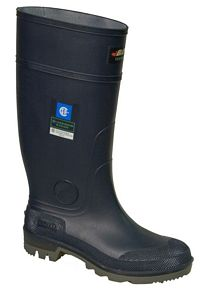 "Baffin Bully 15"" Steel Toe Rubber Boot (9677)"