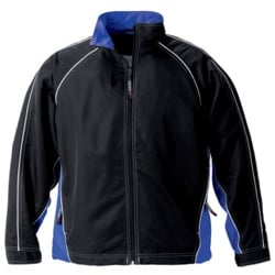Men's Athletic Twill Track Jacket (L04070)