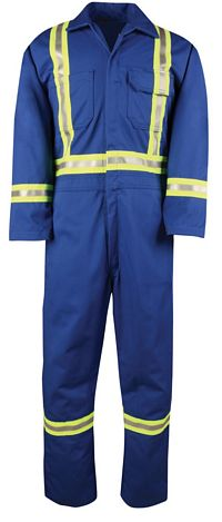 UltraSoft Work HV Unlined Coveralls (1325US7)
