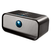 Brookstone Big Blue Live Wireless Bluetooth Speaker (70230)