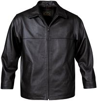 Men's Classic Leather Jacket (LRX-4 )