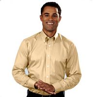Men's Long Sleeve Dress Shirt (18CV521)