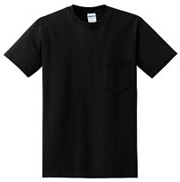 Men's Cotton T-Shirt with Pocket (2304)