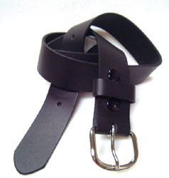Leather Belt 38mm (699-04)
