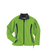 Ladies' Performance Brushed Back Soft Shell Jacket (78034)