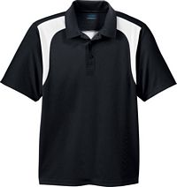 Men's Textured Polo (85105)