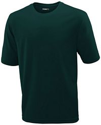 Men's Pique Crew Neck T-Shirt (88182)