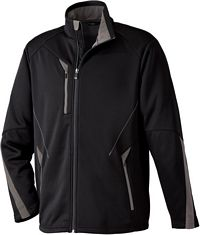 Men's Bonded Fleece Jacket (88649)