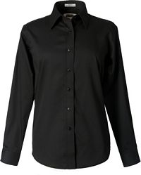Ladies' Long Sleeve Shirt (S05096)