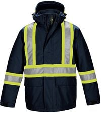 High Visibility Jacket (L01250)