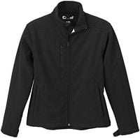 Ladies' Full Zip Softshell (L07201)