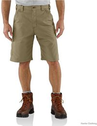 Men's Canvas Work Short (B147)