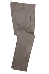 Men's Pleated Front Pants (1515)
