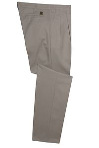 Men's Pleated Front Pants (1547)