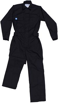 Ladies' 100% Cotton Coverall (WCC-034-NS)