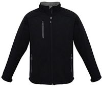 Men's Insulated Soft Shell Jacket (J420M)
