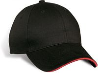Brushed Fitted Cap (FP321)