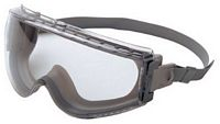 Uvex Stealth Goggle Gray Body, Neoprene Band Clear Lens, Uvextreme Anti-ffog Coating (S3960C)