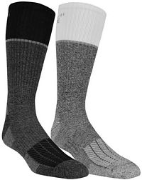 Force® Performance Steel-Toe Crew Sock 2-Pack (A0001-2)