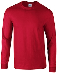 Ultra Cotton Long Sleeve T-Shirt (2400)