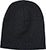 Knit Skull Cap - Black (C105)