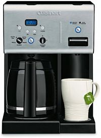 Cuisinart 12 Cup Programmable Coffee Maker (CHW-12C)