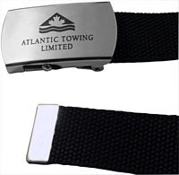 Atlantic Towing Custom Belt (NAVY)