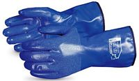 North Sea Winter-Lined Chemical-Resistant Supported Nitrile Glove (N230FL)