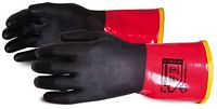 Chemstop Extreme Comfort PVC Glove with Kevlar Liner and Full Nitrile Coating (S15KGV30N)