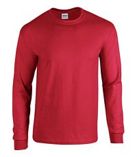 Men's Anvil Organic L/S T-Shirt (429)