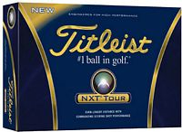 TIT7 Golf Ball NXT Tour (TIT7)