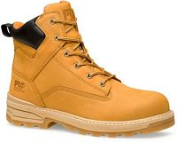 Men's 6 inch Composite Toe Wheat Boot (90660)