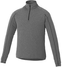 Men's Taza Knit Quarter Zip (17810)